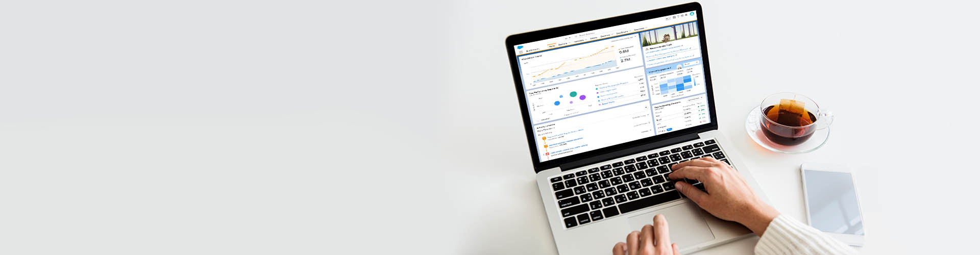 Salesforce LMS banner